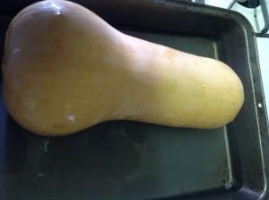 whole butternut squash